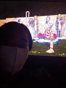 Star attended Bosco Christmas Lights Drive-thru on Dec 13th 2020 via VetTix