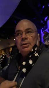 Sam attended Steven Curtis Chapman's Acoustic Christmas on Dec 17th 2020 via VetTix