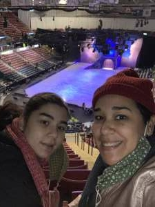 Click To Read More Feedback from Disney on Ice Presents Dream Big