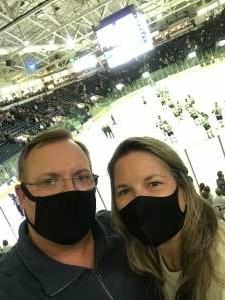 Robert attended Florida Everblades vs.Orlando Solar Bears- ECHL on Jan 2nd 2021 via VetTix
