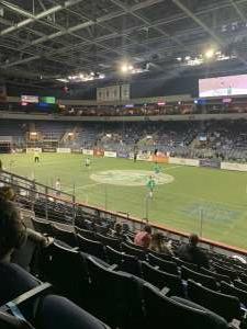 Heather D attended Dallas Sidekicks vs. Kansas City Comets - MASL on Jan 2nd 2021 via VetTix