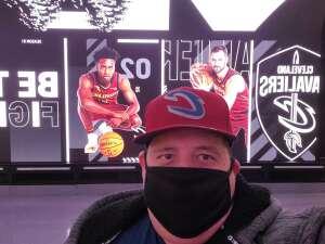Juan  attended Cleveland Cavaliers vs. Utah Jazz - NBA on Jan 12th 2021 via VetTix