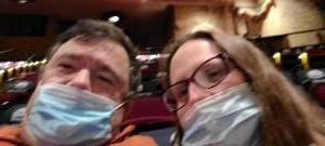 John attended Sister Hazel on Jan 16th 2021 via VetTix