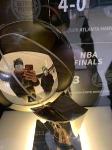 Danny B attended Cleveland Cavaliers vs. Detroit Pistons - NBA on Jan 27th 2021 via VetTix
