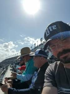 CBS attended NASCAR Cup Series - Daytona Road Course on Feb 21st 2021 via VetTix