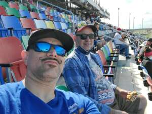 Frankie Z attended NASCAR Cup Series - Daytona Road Course on Feb 21st 2021 via VetTix