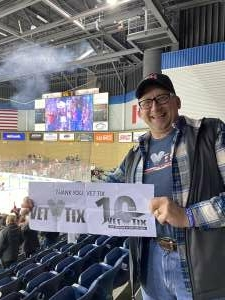 Click To Read More Feedback from Rapid City Rush vs. Kansas City - ECHL - Pirates and Princesses Night