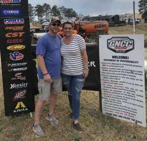Mark attended GNCC Racing - the General on Mar 13th 2021 via VetTix
