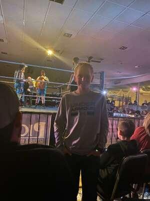 Mark attended IWE Pro Wrestling: 2nd Anniversary Show on Mar 20th 2021 via VetTix
