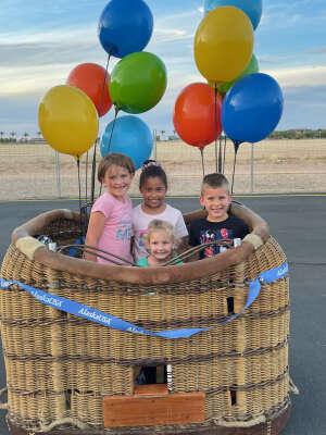 Robby attended Arizona Balloon Classic on Apr 30th 2021 via VetTix