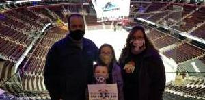 Rusty attended Cleveland Monsters vs. Texas Stars - AHL on Mar 28th 2021 via VetTix