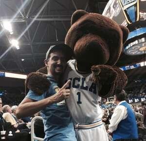 Jose attended UCLA Bruins vs. Michigan Wolverines - NCAA Men's Basketball Elite Eight on Mar 30th 2021 via VetTix