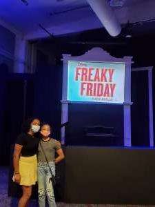 Rochelle  attended Freaky Friday on Apr 24th 2021 via VetTix