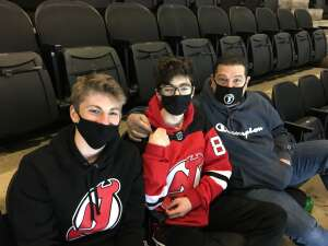 Mike attended New Jersey Devils vs. Washington Capitals - NHL on Apr 2nd 2021 via VetTix