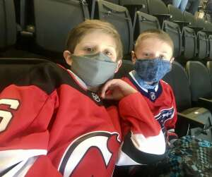 Carolyn attended New Jersey Devils vs. Washington Capitals - NHL on Apr 2nd 2021 via VetTix