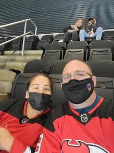 Charles attended New Jersey Devils vs. Washington Capitals - NHL on Apr 2nd 2021 via VetTix