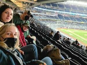 BasPugs attended New York Yankees vs. Baltimore Orioles - MLB on Apr 5th 2021 via VetTix
