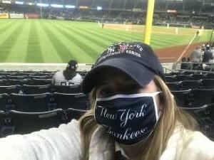 Carolyn attended New York Yankees vs. Baltimore Orioles - MLB on Apr 5th 2021 via VetTix