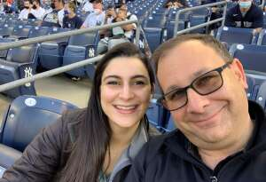 JG attended New York Yankees vs. Baltimore Orioles - MLB on Apr 6th 2021 via VetTix
