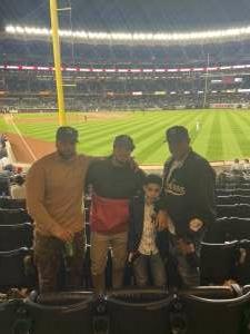 Miguel J. attended New York Yankees vs. Baltimore Orioles - MLB on Apr 6th 2021 via VetTix