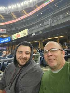 Charles attended New York Yankees vs. Baltimore Orioles - MLB on Apr 7th 2021 via VetTix