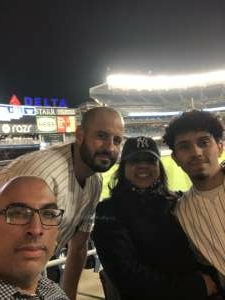 Eddie  attended New York Yankees vs. Baltimore Orioles - MLB on Apr 7th 2021 via VetTix