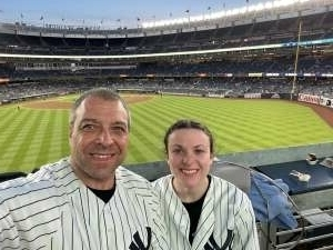 Mike G attended New York Yankees vs. Baltimore Orioles - MLB on Apr 7th 2021 via VetTix