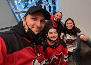 Mike attended New Jersey Devils vs. Pittsburgh Penguins - NHL on Apr 11th 2021 via VetTix