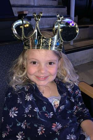Robin attended Disney on Ice Presents Dream Big on Apr 21st 2021 via VetTix