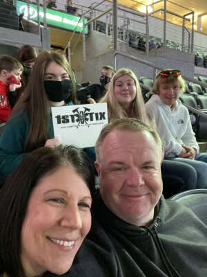 Troy V. attended PBR Unleash the Beast on Apr 11th 2021 via VetTix
