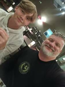 Greg attended Michael Yo - Family Show Ages 14+ on Apr 15th 2021 via VetTix