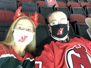 Chuck S attended New Jersey Devils vs. Philadelphia Flyers - NHL on Apr 27th 2021 via VetTix
