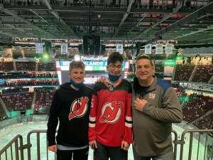 Mike attended New Jersey Devils vs. Philadelphia Flyers - NHL on Apr 27th 2021 via VetTix