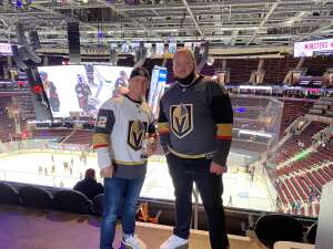 M. Hynd attended Cleveland Monsters vs. Chicago Wolves - AHL on Apr 25th 2021 via VetTix