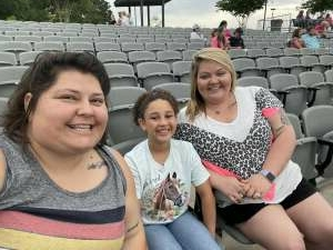 ❤️❤️❤️ attended Lee Brice on May 1st 2021 via VetTix