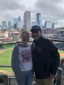 Jason  attended Minnesota Twins vs. Kansas City Royals - MLB on May 30th 2021 via VetTix