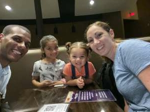 Troy attended Family Magic & Comedy For All Ages on Jul 17th 2021 via VetTix