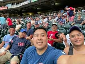 E attended Minnesota Twins vs. New York Yankees - MLB on Jun 9th 2021 via VetTix