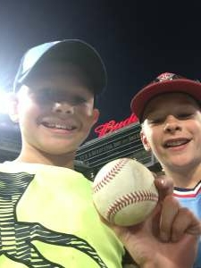 Joy attended Minnesota Twins vs. Detroit Tigers - MLB on Jul 8th 2021 via VetTix