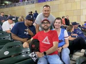 Dave attended Minnesota Twins vs. Detroit Tigers - MLB on Jul 8th 2021 via VetTix