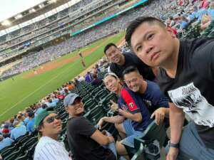 Thank You! attended Minnesota Twins vs. Detroit Tigers - MLB on Jul 9th 2021 via VetTix
