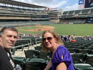 Patrick attended Minnesota Twins vs. Detroit Tigers - MLB on Jul 10th 2021 via VetTix
