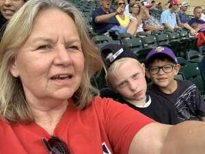 A Metry attended Minnesota Twins vs. Los Angeles Angels - MLB on Jul 22nd 2021 via VetTix