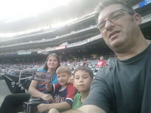 Shawn Smith attended Minnesota Twins vs. Los Angeles Angels - MLB on Jul 23rd 2021 via VetTix