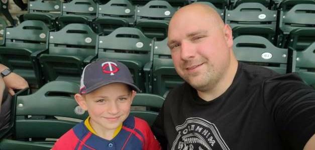 BryanSch7878 attended Minnesota Twins vs. Los Angeles Angels - MLB on Jul 23rd 2021 via VetTix