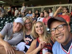 Danny attended Minnesota Twins vs. Los Angeles Angels - MLB on Jul 23rd 2021 via VetTix