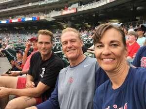Steve Sinclair attended Minnesota Twins vs. Detroit Tigers - MLB on Jul 27th 2021 via VetTix