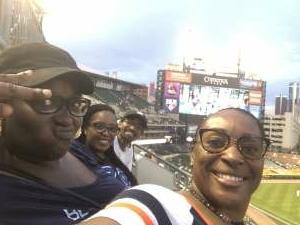 Sunshine  attended Detroit Tigers vs. Seattle Mariners - MLB on Jun 8th 2021 via VetTix