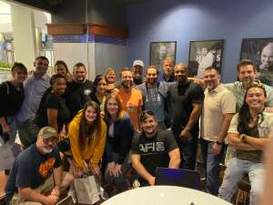 Bryce attended Rick Bronson's House of Comedy - Vladimir Caamano on Jun 18th 2021 via VetTix