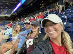 Jon attended Philadelphia Phillies vs. Atlanta Braves - MLB on Jun 8th 2021 via VetTix